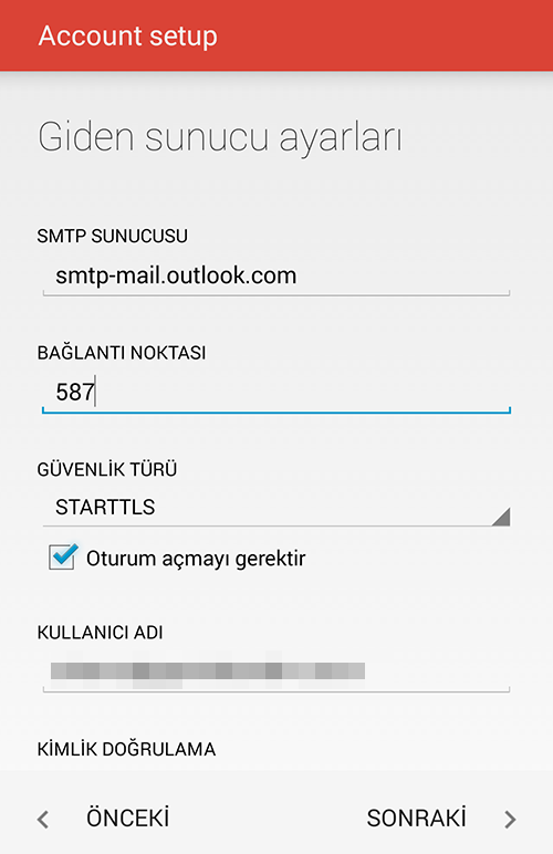 how to add hotmail to gmail android