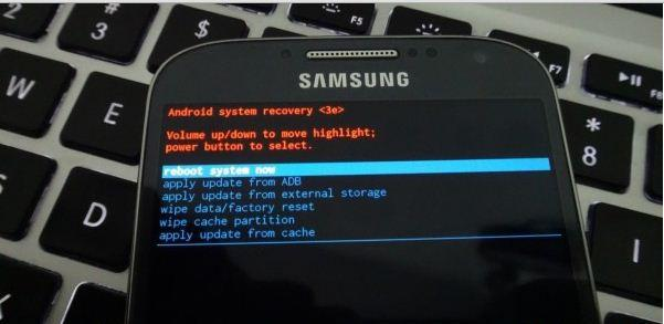 Samsung recovery mod