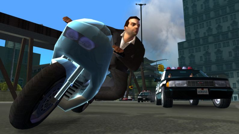 Android GTA Liberty City Stories