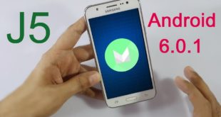 Galaxy J5 Android 6.0